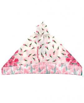 Capa de Baño MONNALISA Flores