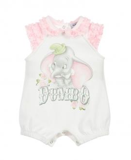 Pelele Bebé Niña MONNALISA Dumbo