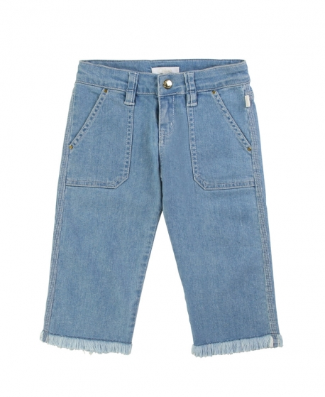 Pantalón Niña CHLOÉ Denim