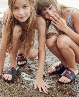 Chanclas Niña ZADIG & VOLTAIRE Girls