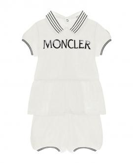 Conjunto Bebé Niña MONCLER Camiseta y Pantalón