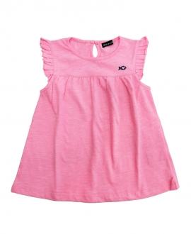 Camiseta Niña WEEKEND A LA MER Rosa