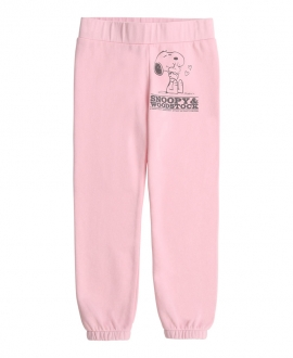 Jogging Niña THE MARC JACOBS Snoopy Rosa