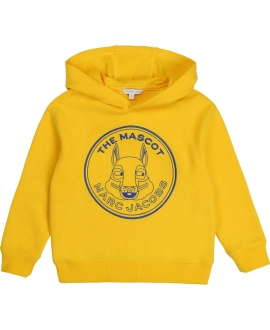 Sudadera Niño THE MARC JACOBS The Mascot Amarilla