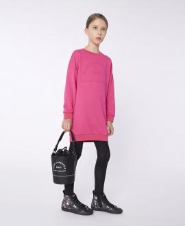 Vestido Niña KARL LAGERFELD Rosa