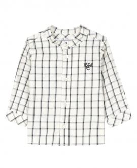Camisa Bebé Niño TARTINE ET CHOCOLAT Cuello Mao