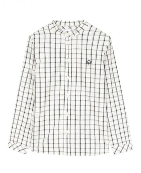 Camisa Niño TARTINE ET CHOCOLAT Cuello Mao