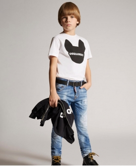 Camiseta DSQUARED 2 Blanca