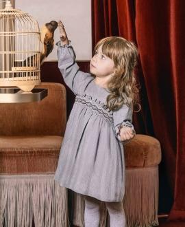 Vestido Bebé Niña TARTINE ET CHOCOLAT Vichy