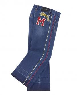 Jeans Niña MONNALISA Corte Ancho