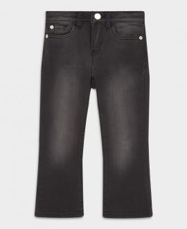 Pantalón Niña EMPORIO ARMANI Denim Negro