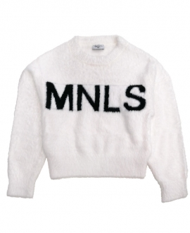 Jersey Niña MONNALISA Letras MNLS