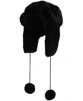 Gorro BOMBOOGIE Aviador Negro