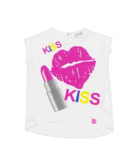Camiseta So Twee Microbe Niña Kiss