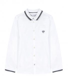 Camisa Niño TARTINE ET CHOCOLAT Oxford Blanca