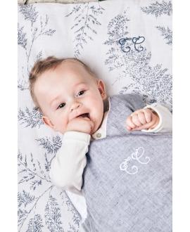 Saco Dormir Bebé TARTINE ET CHOCOLAT S2 Foliage