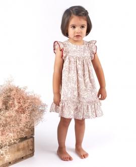 Vestido Bebé Niña TARTINE ET CHOCOLAT Liberty