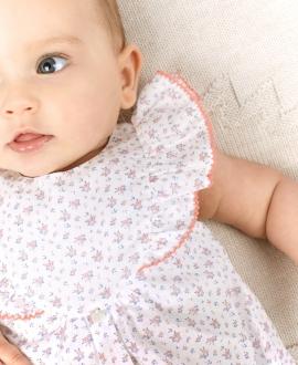 Vestido Bebé Niña TARTINE ET CHOCOLAT Estampado Flores