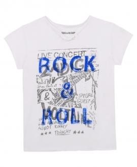 Camiseta Niña ZADIG & VOLTAIRE Rock&Roll