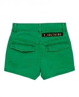Short Niña ZADIG & VOLTAIRE Verde