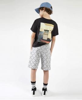 Camiseta Niño ZADIG & VOLTAIRE Negra Print