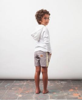 Short Niño TOCOTO VINTAGE Marrón