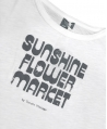 Camiseta Niña TOCOTO VINTAGE Sun Crudo