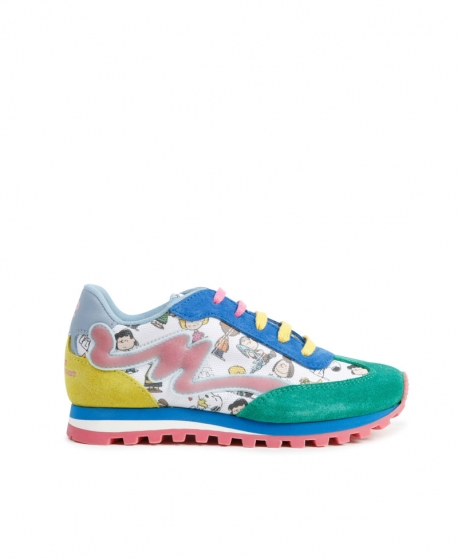 Zapatillas THE MARC JACOB Snoopy