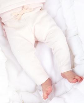 Legging Bebe TARTINE ET CHOCOLAT Rosa Palo Bolsillo Volante
