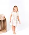 Vestido Bebé Niña TARTINE ET CHOCOLAT Flores y Volantes