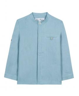 Camisa Niño TARTINE ET CHOCOLAT Lino Azul
