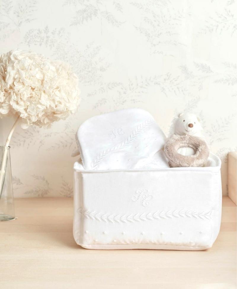 Bolsa de Aseo Bebé TARTINE ET CHOCOLAT Lino Nude - Ro Infantil