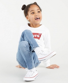 Jean LEVIS 720™ Súperestrecho de Talle Alto (de 2 a 8 años)