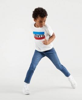 Jean LEVIS Skinny Taper Strech (de 2 a 8 años)