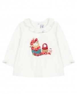 Camiseta Bebé Niña TARTINE ET CHOCOLAT Matrioshkas