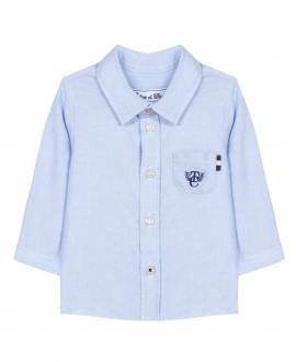 Camisa Bebé Niño TARTINE ET CHOCOLAT Oxford Azul