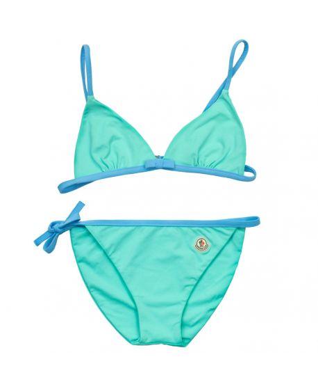 Bikini Moncler Niña Verde