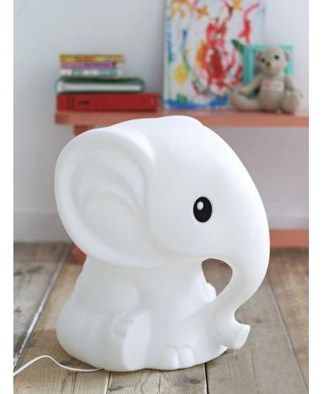 Lampara Infantil de Noche Elefante Anana