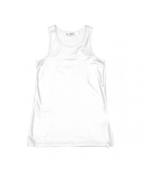 Camiseta L:U L:U Niña Crudo