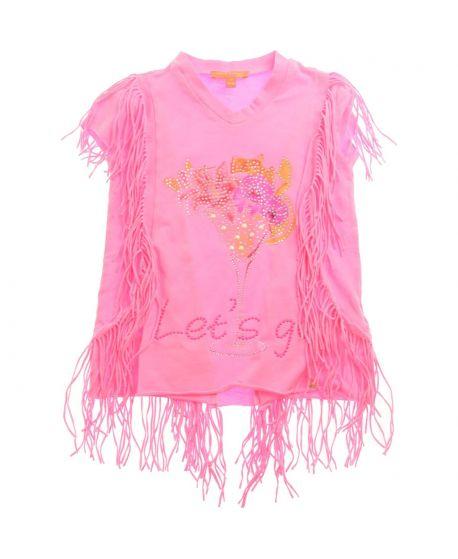 Camiseta Niña Miss Grant Flecos
