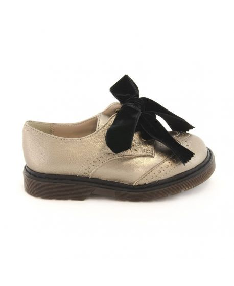 Zapatos Niña Eli Piel Metalcris Salob