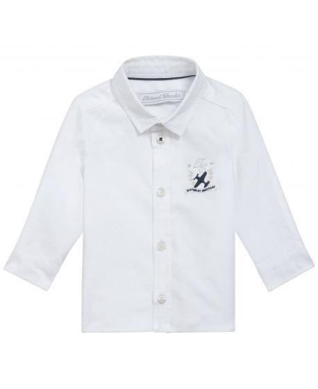 Camisa Bebe Niño Tartine et Chocolat Avión