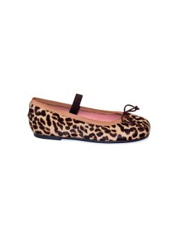 Pretty Ballerinas Leopardo