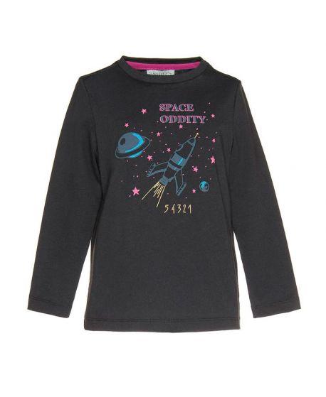 Camiseta Punto Marino Nanos Niño Space