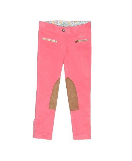 Pantalon Micropana Rosa Nanos Niña