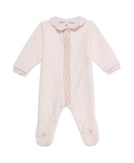 Pijama Tartine et Chocolat Rosa Detalles Oro
