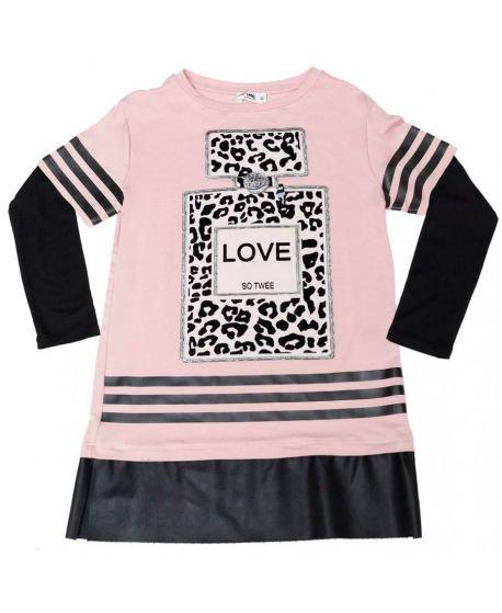 Vestido Niña So Twee Microbe Perfume Love