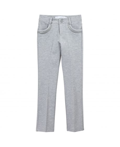 Pantalon niña Tartine et Chocolat gris