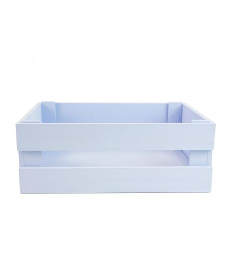 Caja Infantil de Madera Azul Ro Infantil