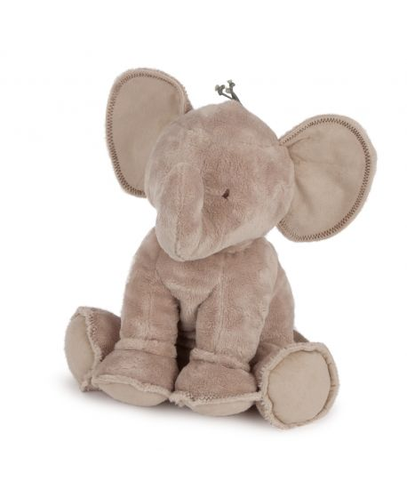 Peluche Tartine et Chocolat Ferdinand, l'Elephant Marrón (35cm)